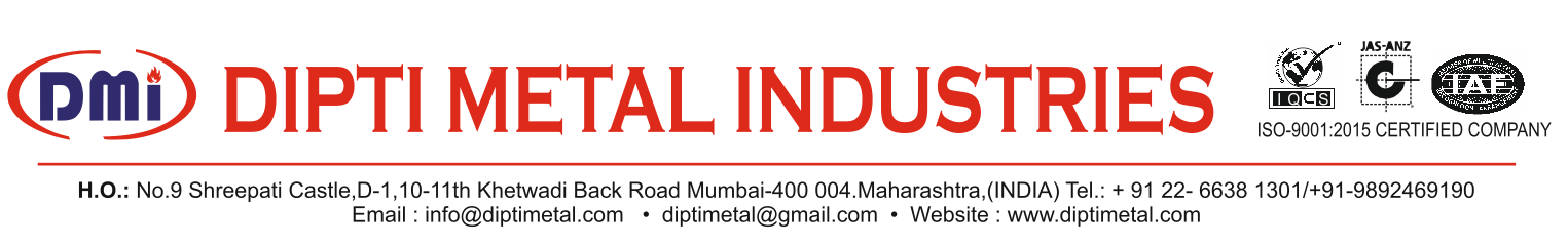 DIPTI METAL INDUSTRIES